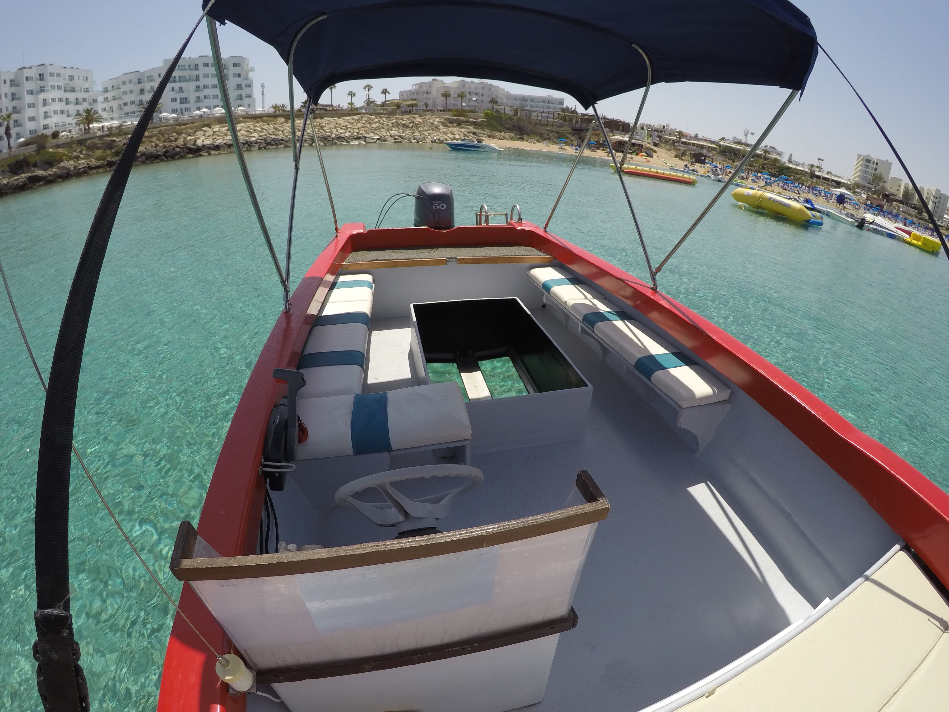 Picture of Glass Bottom Boat